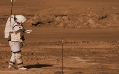THE MAN WHO WANTED TO DIVE ON MARS